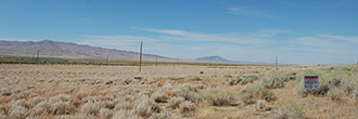 Double Lot Just Off Interstate 80