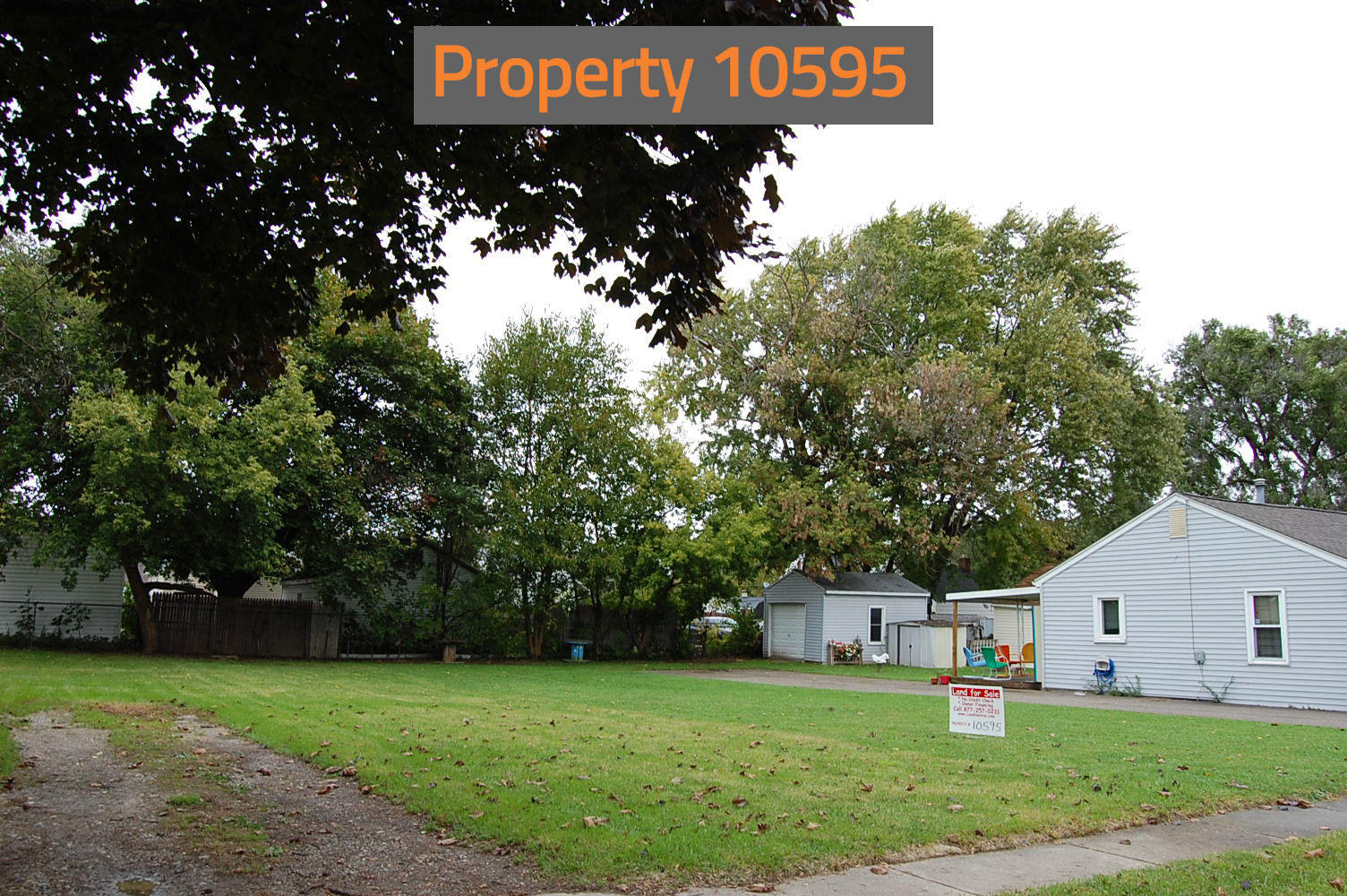 Intermediate Pack of Four Residential Parcels in Burton Michigan - Image 6