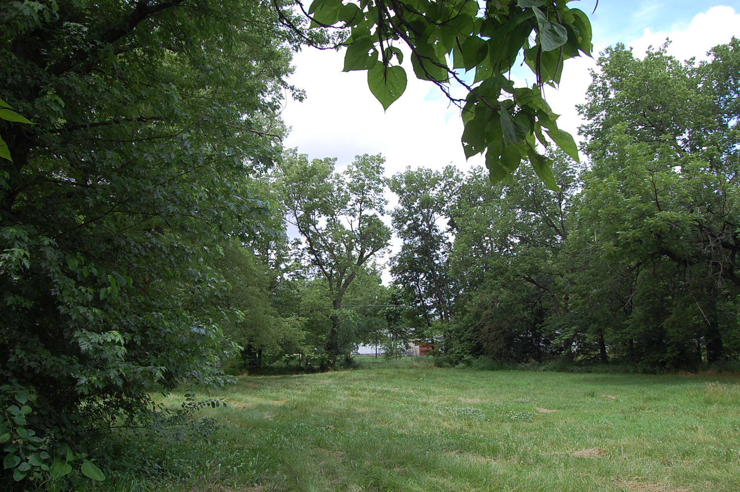 Cleared Corner lot in Peabody - Image 0