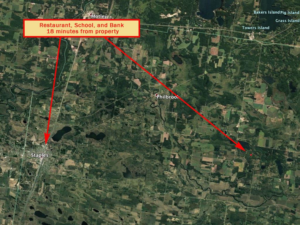 Fawn Lake Nearly Half Acre Property - Image 5