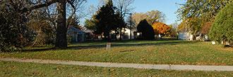 Small Town Minnesota Lot in Quiet Neighborhood