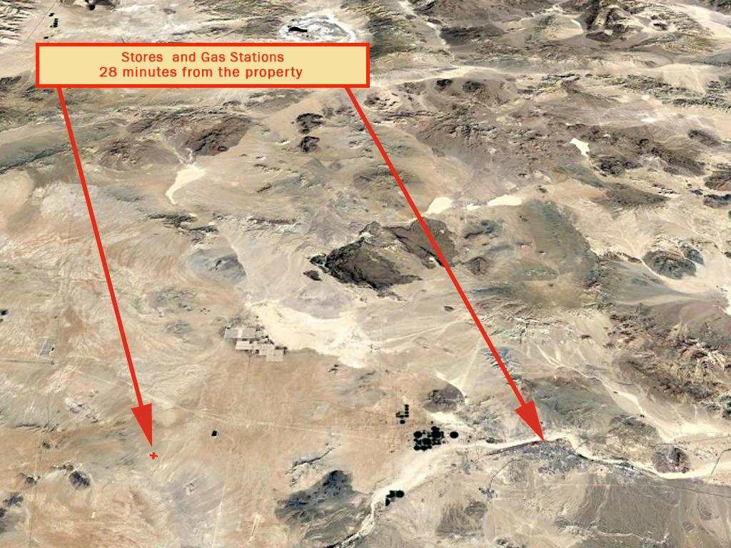 Sprawling 10 Acre Lot in California Desert - Image 5