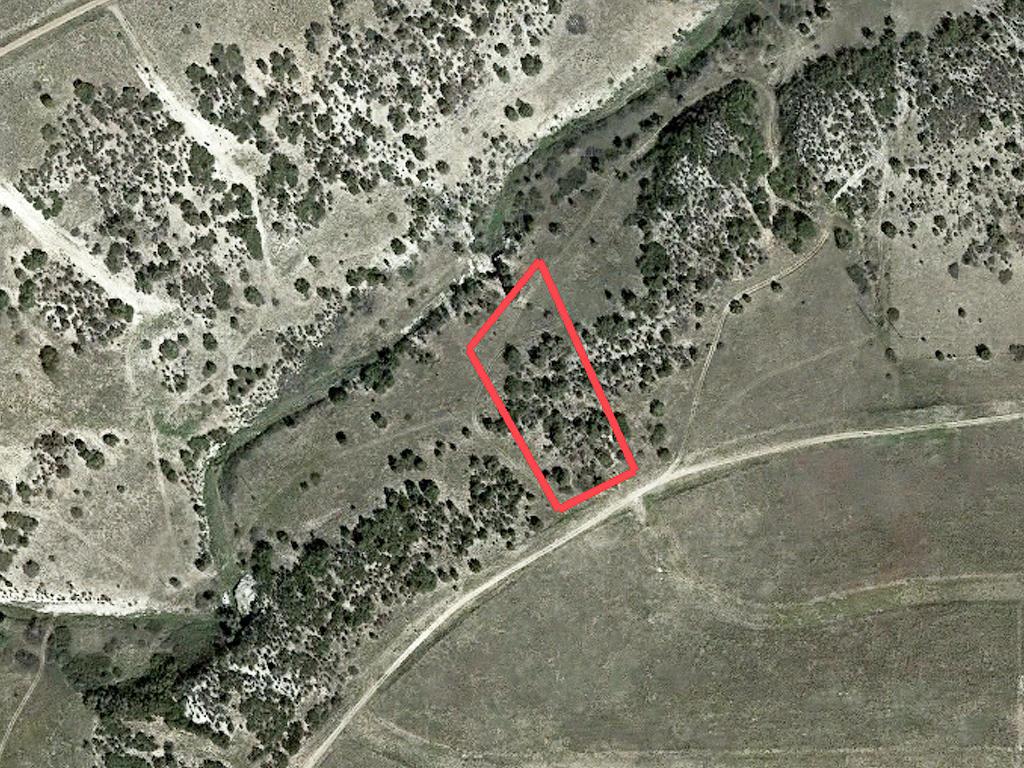 Acre and a Half Lot Near Colorado City - Image 1