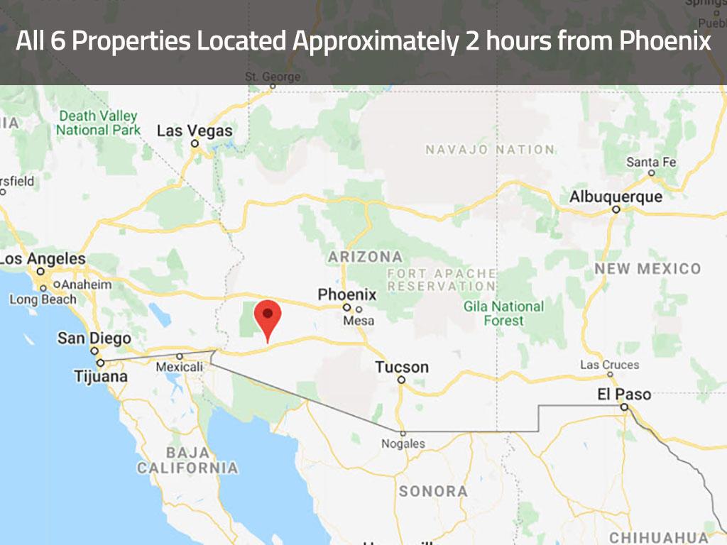 Six Desert Acres in Southwest Arizona For the Intermediate Investor - Image 3