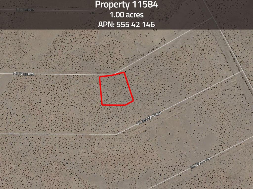 Six Desert Acres in Southwest Arizona For the Intermediate Investor - Image 5