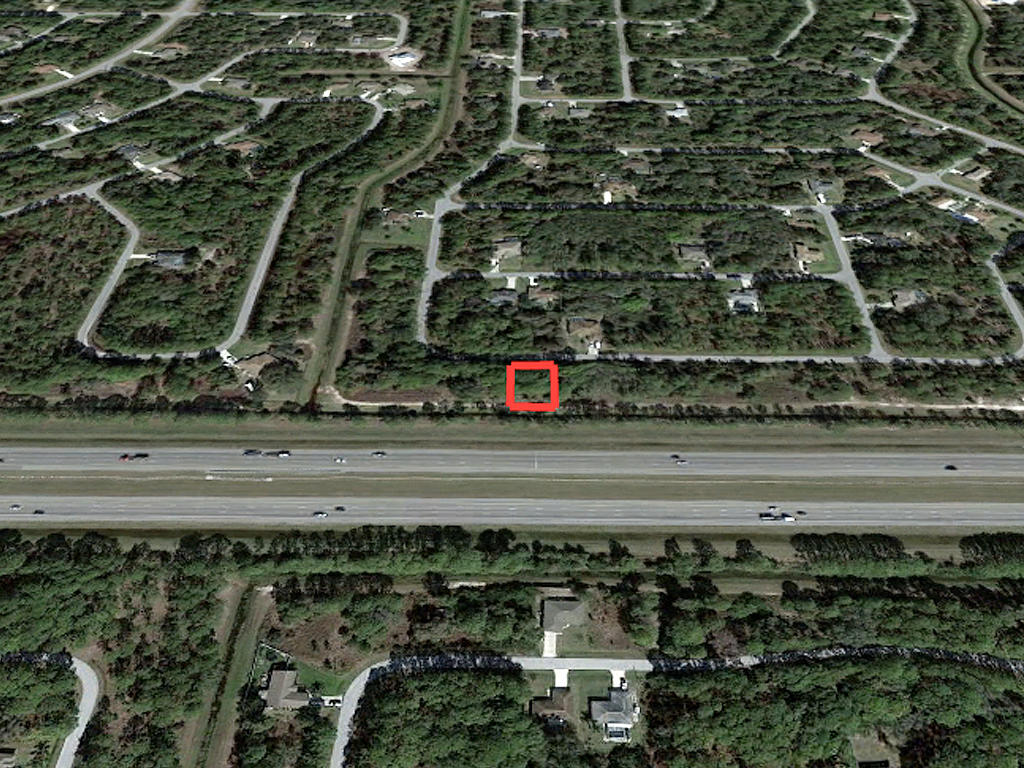 Wooded Quarter Acre Near Port Charlotte - Image 3