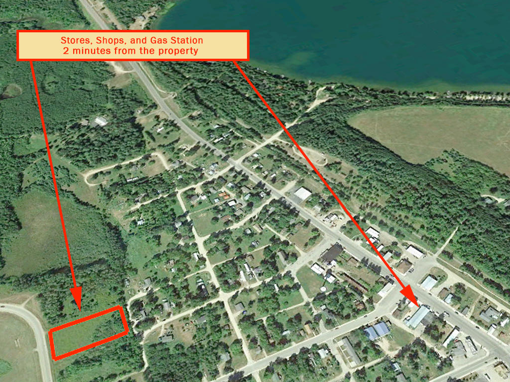 Beautiful Good Size Lot in Akeley - Image 7