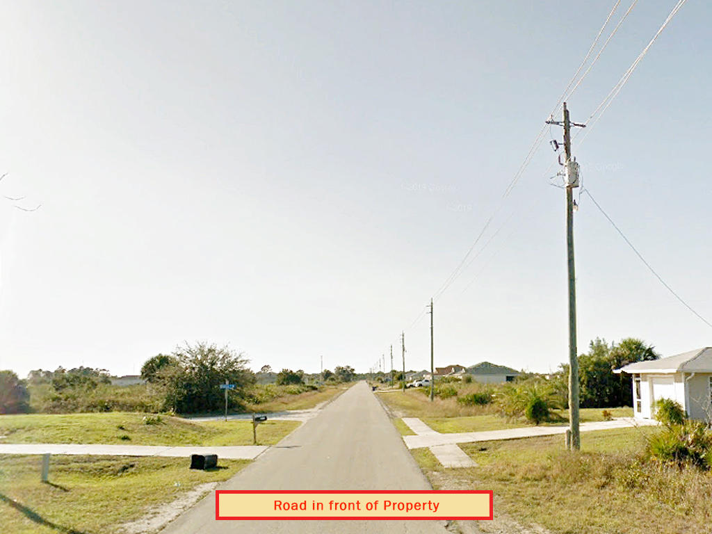 Quarter Acre Residential Lot in Lehigh Acres - Image 5