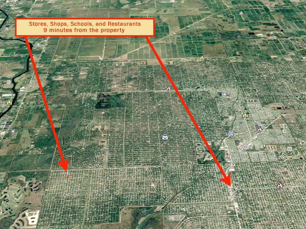 Quarter Acre Residential Lot in Lehigh Acres - Image 6