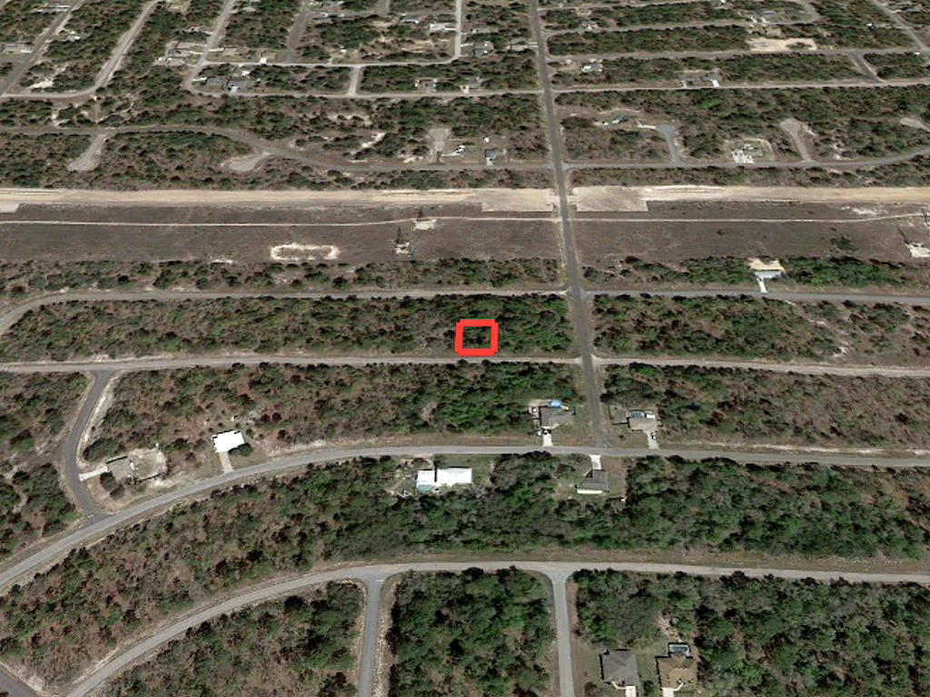 Nearly Quarter Acre Citrus Springs Tract - Image 3