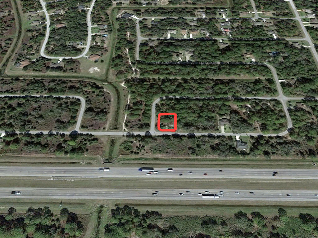 Easy Access Quarter Acre Corner Lot Just Off I-75 - Image 3