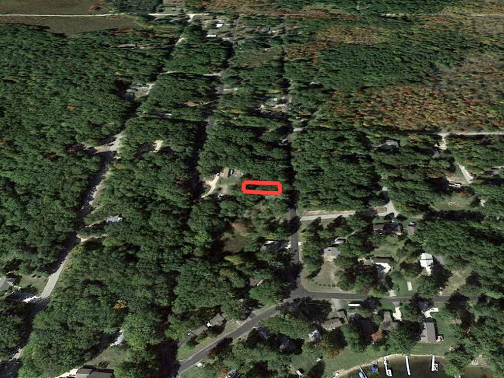 Beautiful Michigan Land Investment Near Townline Lake - Image 3