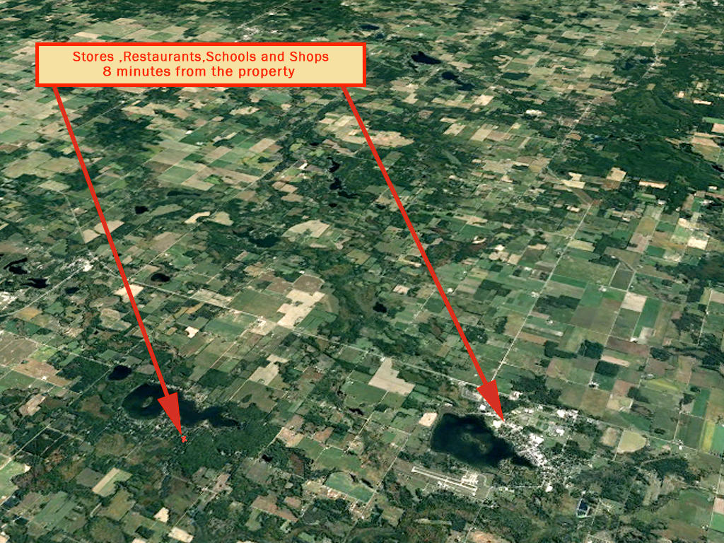 Beautiful Michigan Land Investment Near Townline Lake - Image 5