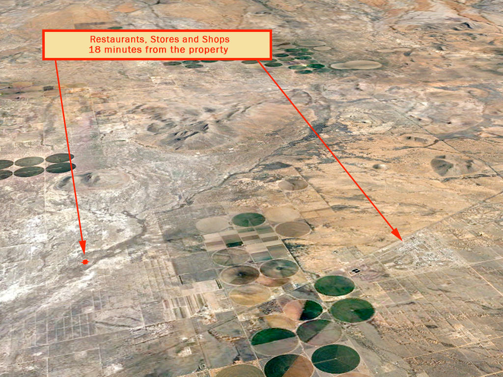 Off Grid Southern Arizona Lot - Image 5