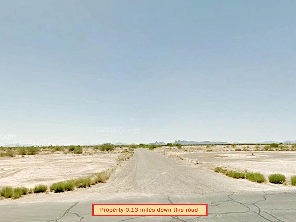 Easy Access Arizona City Lot - Image 4