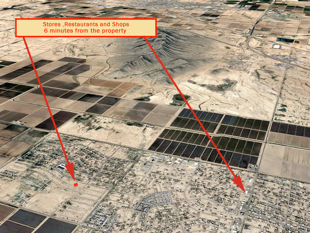 Easy Access Arizona City Lot - Image 5