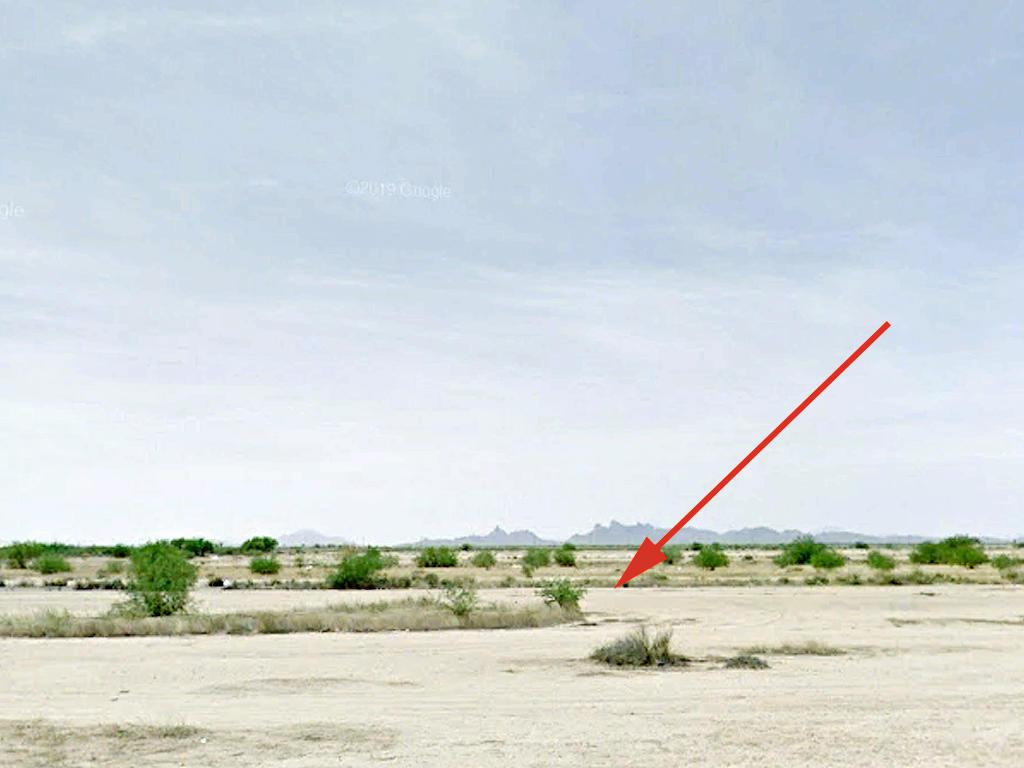 Easy Access Arizona City Lot - Image 0