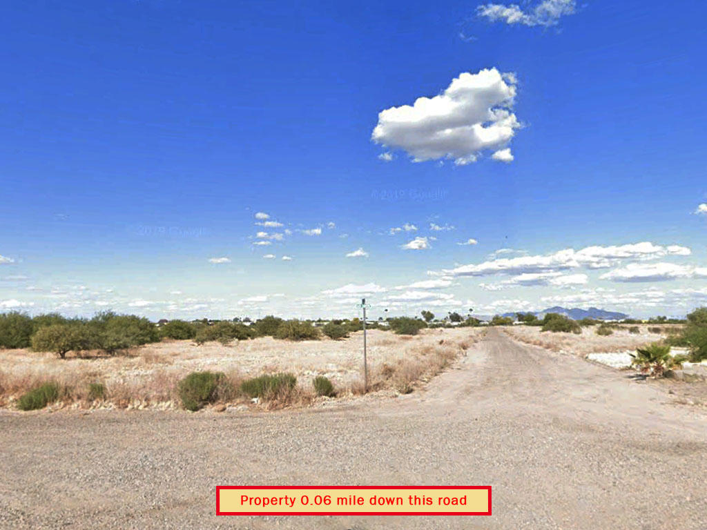 Cleared Desert Land Near Santa Cruz River - Image 4