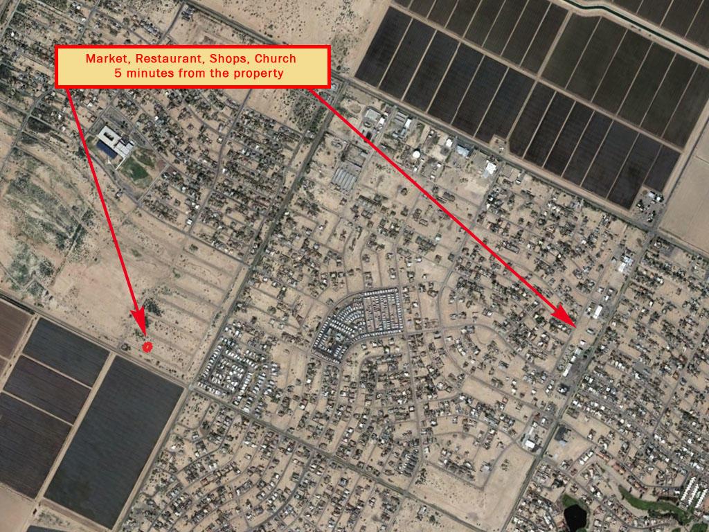 Cleared Desert Land Near Santa Cruz River - Image 5