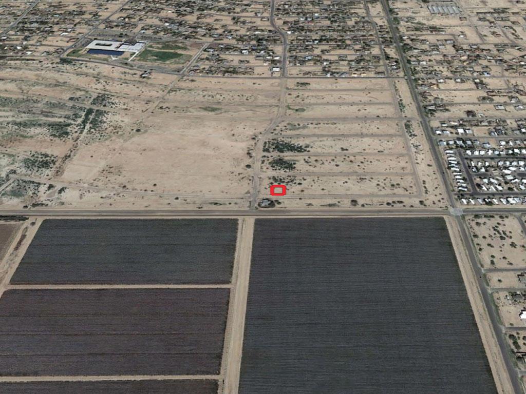 Quaint Residential Lot in Charming Desert Town - Image 2