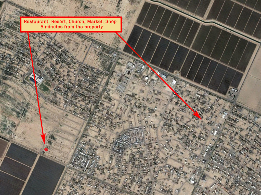 Quaint Residential Lot in Charming Desert Town - Image 4