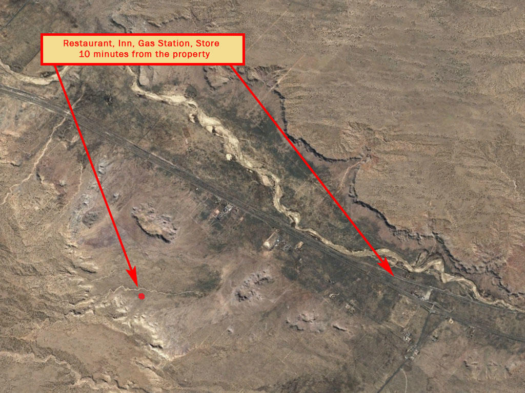 Remote 1 Acre Plot in Arizona Desert - Image 6