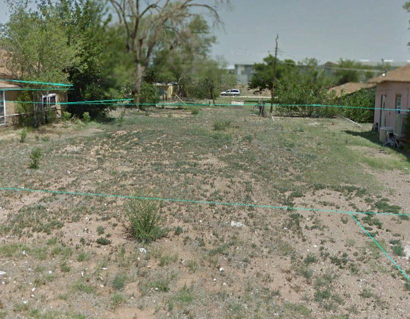 Great City Lot in Borger Texas - Image 1
