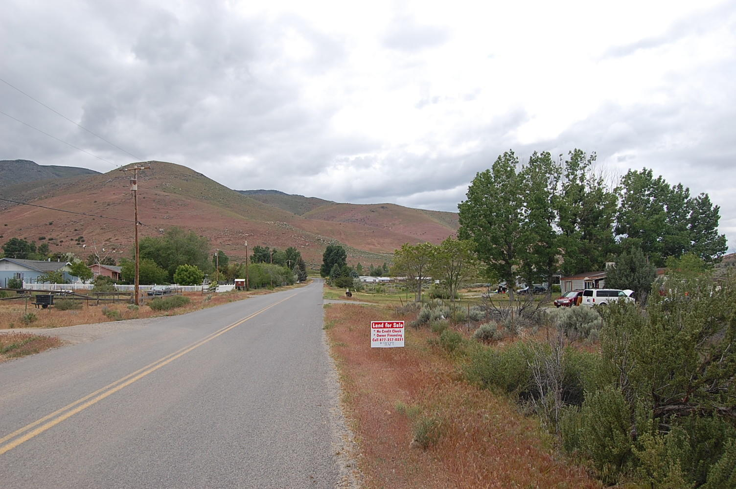 Almost an Acre With Paved Road Access - Image 4
