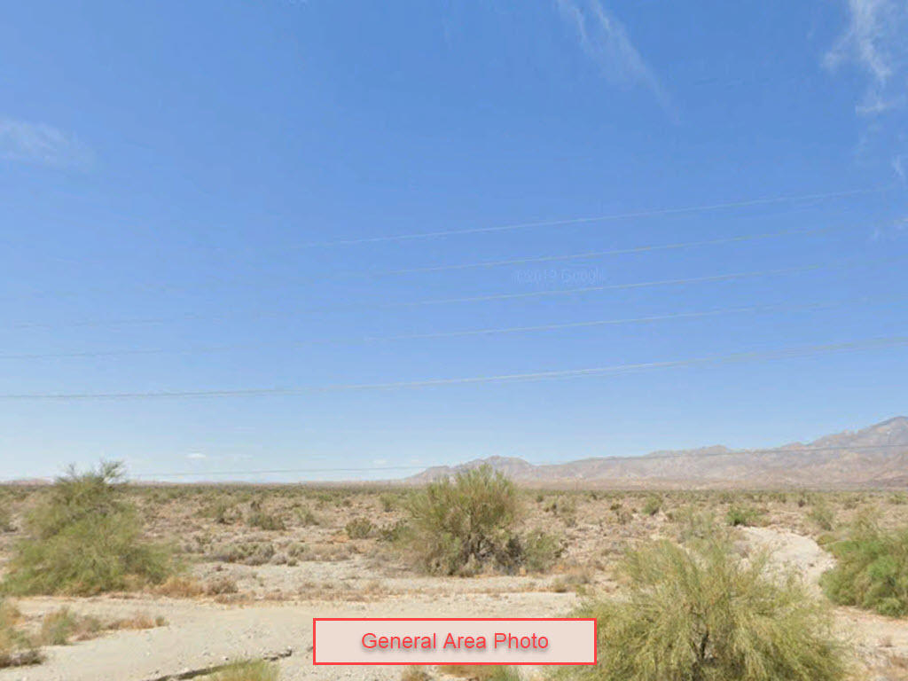 10 Acres Near the California Salton Sea - Image 1