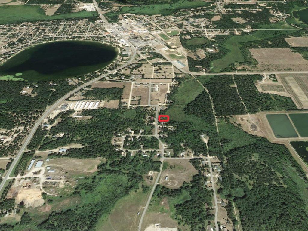 Charming Lot in Minnesota Spirit Lake Community - Image 3