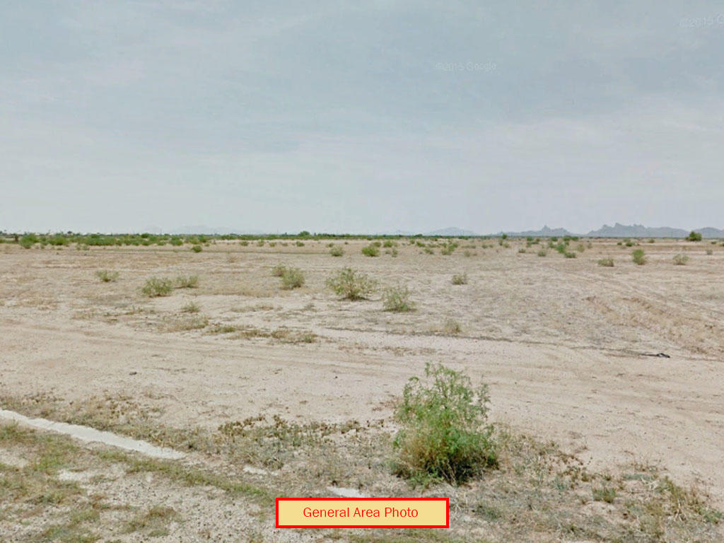 Perfect Arizona City Homesite - Image 3