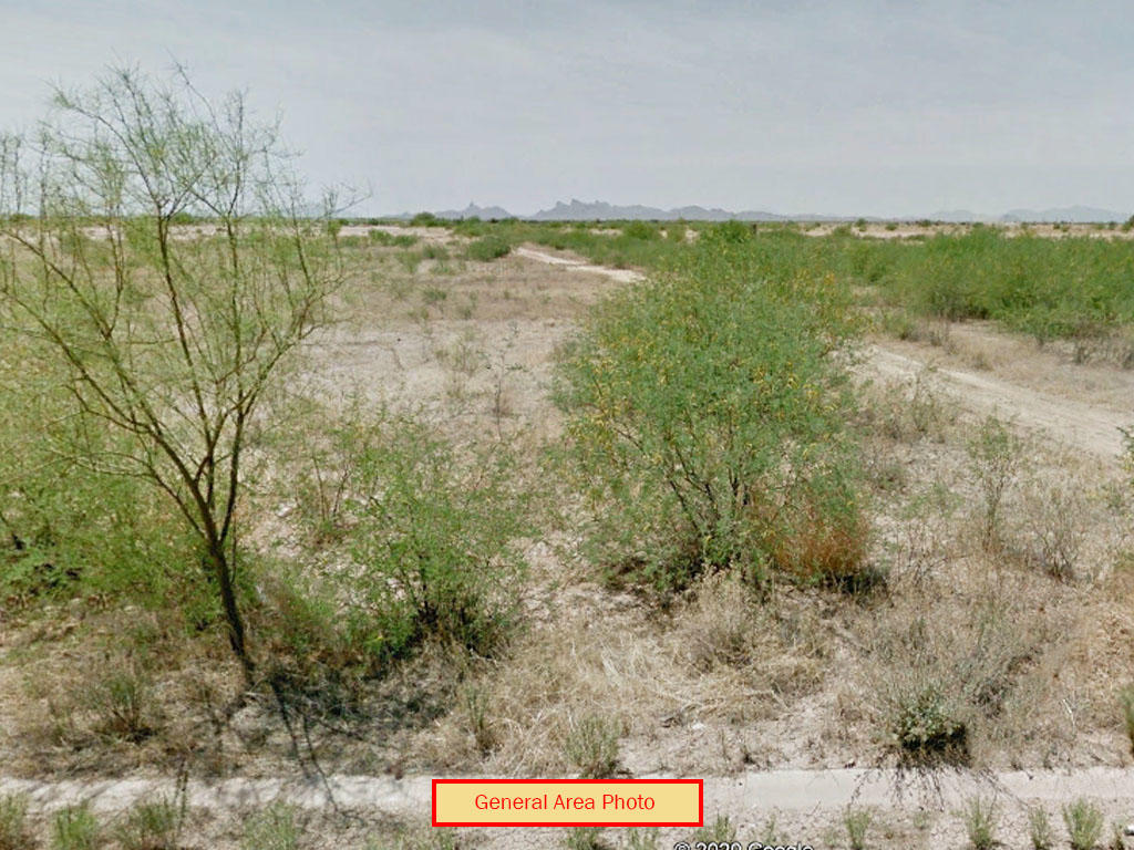 Attractive Flat Desert Residential Arizona Lot - Image 3