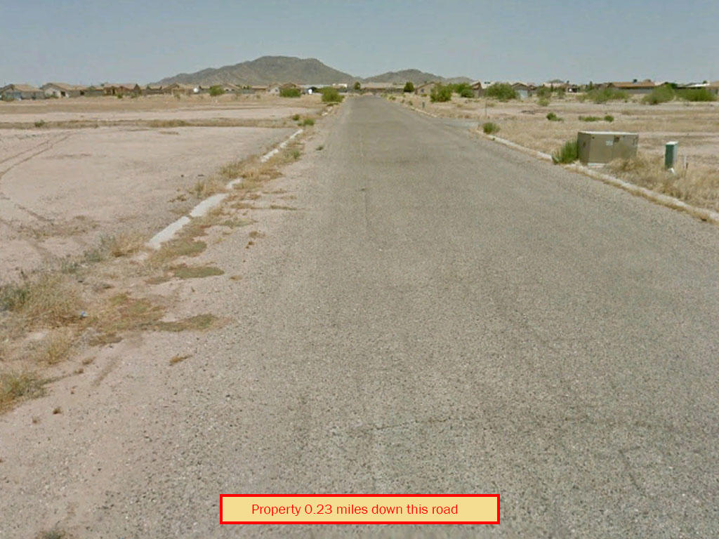 Attractive Flat Desert Residential Arizona Lot - Image 5