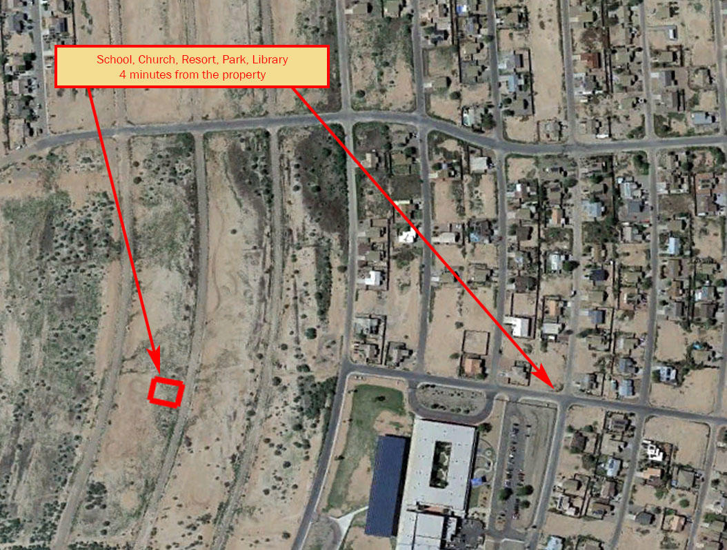 Attractive Flat Desert Residential Arizona Lot - Image 6