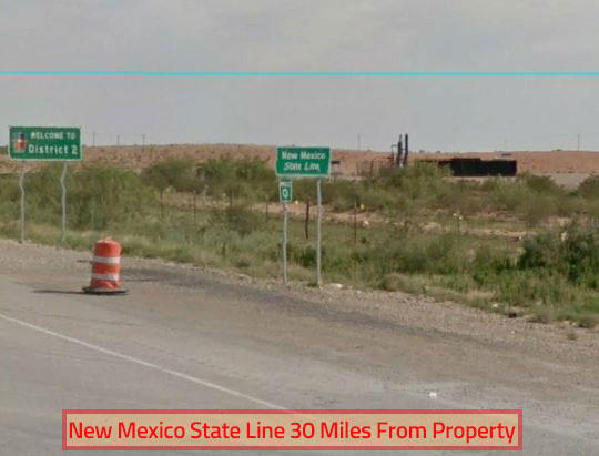 20 Acres in Reeves County Texas - Image 4