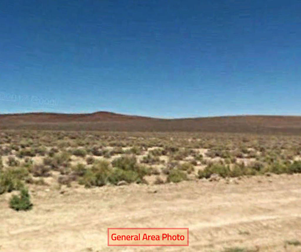 40 Acres of Land About 141 Miles North of Reno - Image 0
