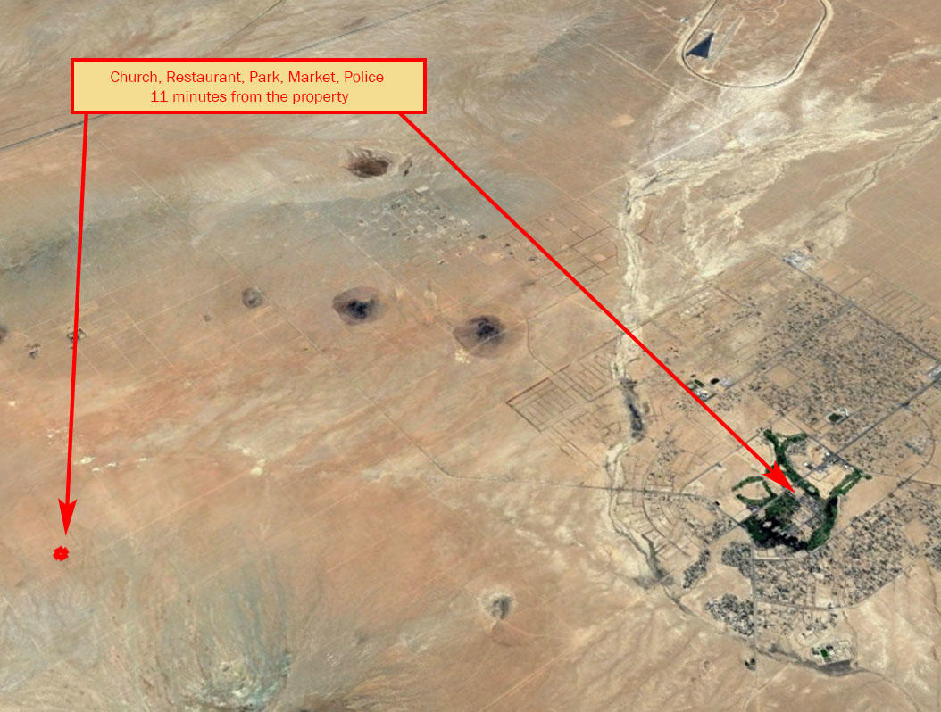 Spacious 2 Acres in California Desert - Image 5