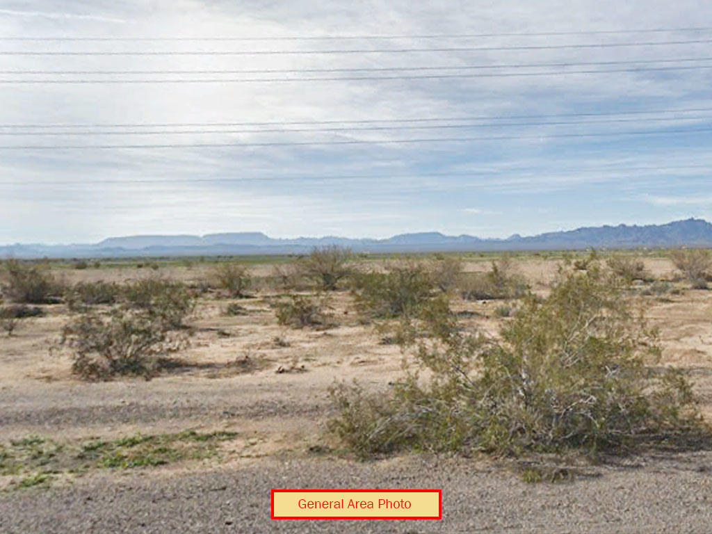 Expansive 80 Acres of Remote Arizona Desert - Image 4