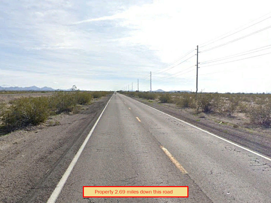 Expansive 80 Acres of Remote Arizona Desert - Image 5