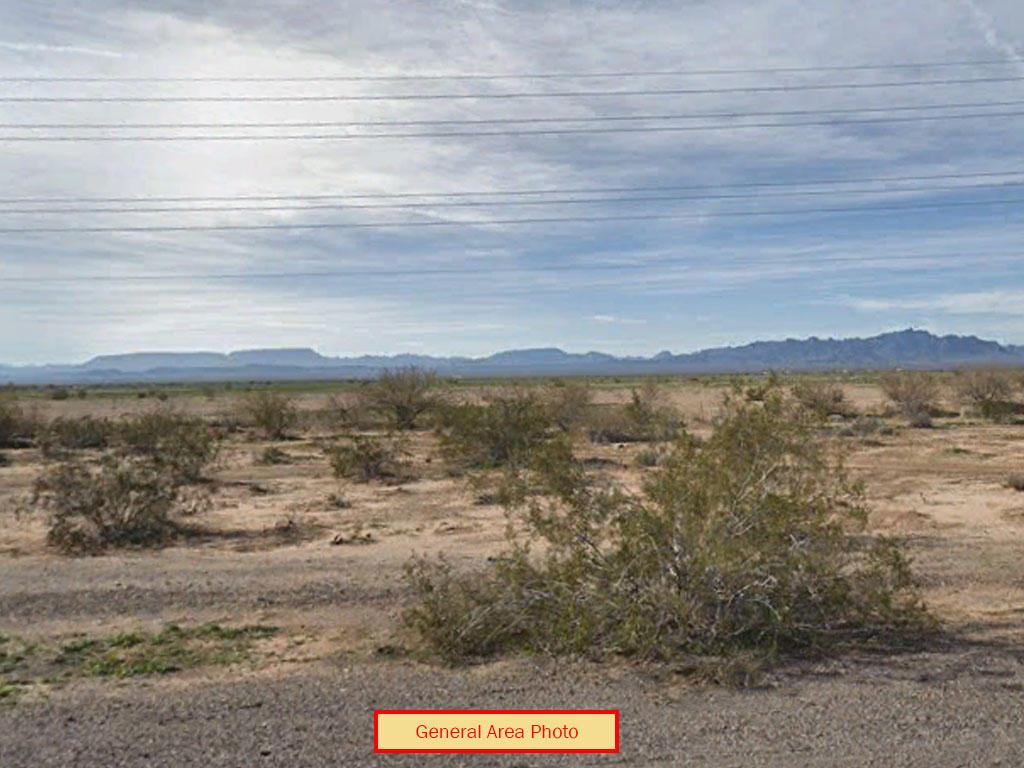 Expansive 80 Acres of Remote Arizona Desert - Image 1