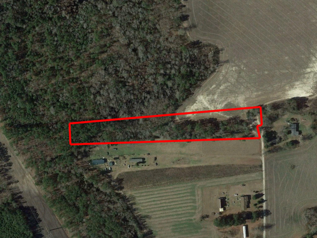 Agricultural Acreage Near Saint Stephen South Carolina - Image 1