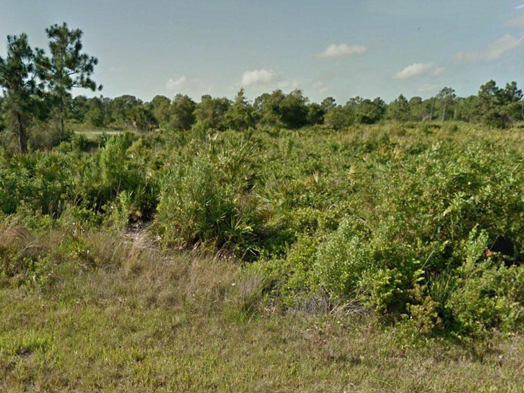 Beautiful Corner Lot Near Florida River - Image 1