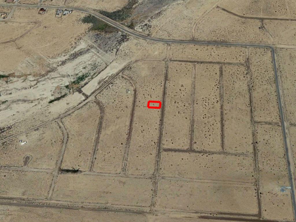 California Living on Quarter Acre Desert Land - Image 3