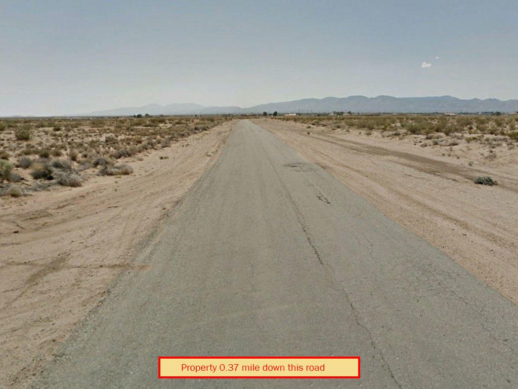 California Living on Quarter Acre Desert Land - Image 4