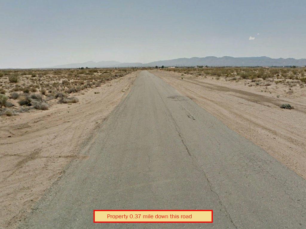 California Living on Quarter Acre Desert Land - Image 5