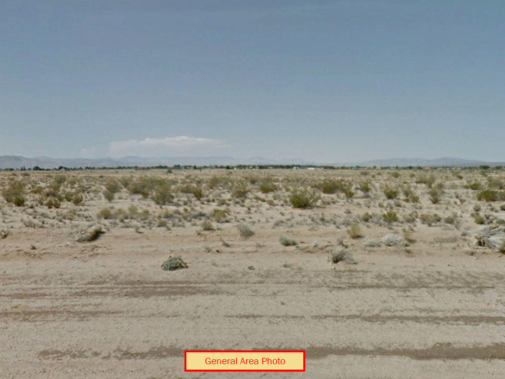California Living on Quarter Acre Desert Land - Image 0