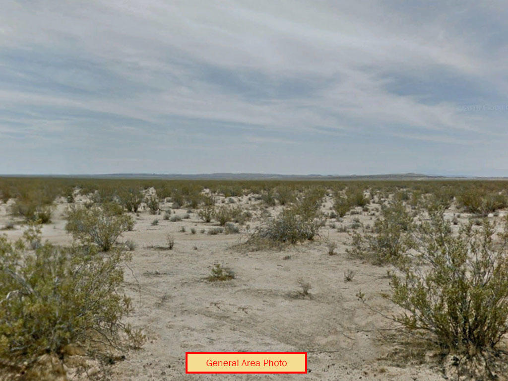 Superb 20 Acre Jackpot 2 Hours North Of Los Angeles - Image 0