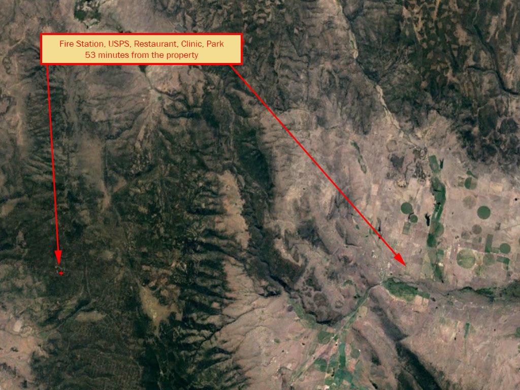 Private Acreage in California Pines - Image 5