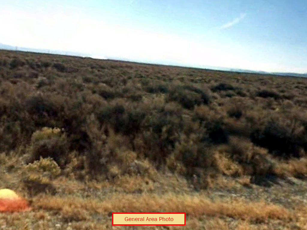 Cleared 5 Acres in High Desert Location - Image 1