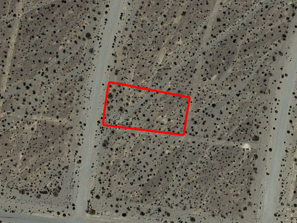 Cleared Half Acre in Southern Nevada - Image 1